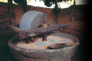 dettaglio presepe Caprarica di Lecce