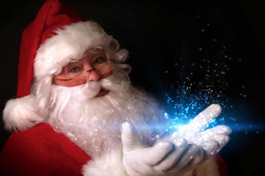 Descrizione Di Babbo Natale Per Bambini.Villaggio Di Babbo Natale Folclore